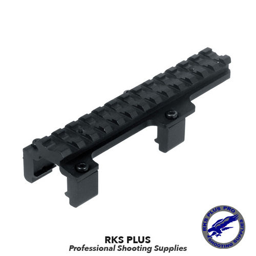 Low Profile Universal MP Bi-directional Picatinny Mount
