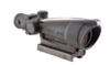 Trijicon ACOG 3.5x35 Scope, Dual Illuminated Red Horseshoe BAC Reticle .308 w/ TA51 Mount